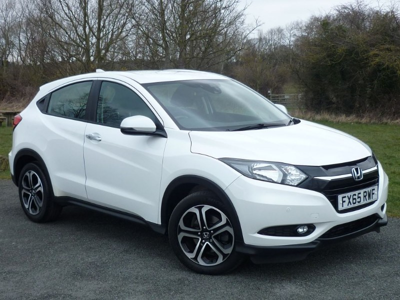 used Honda HR-V I-DTEC SE NAVI WITH 1 YEAR FREE AA MEMBERSHIP** in wirral-cheshire