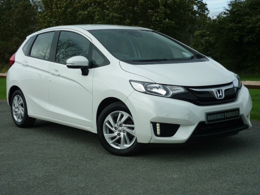 used Honda Jazz I-VTEC SE in wirral-cheshire