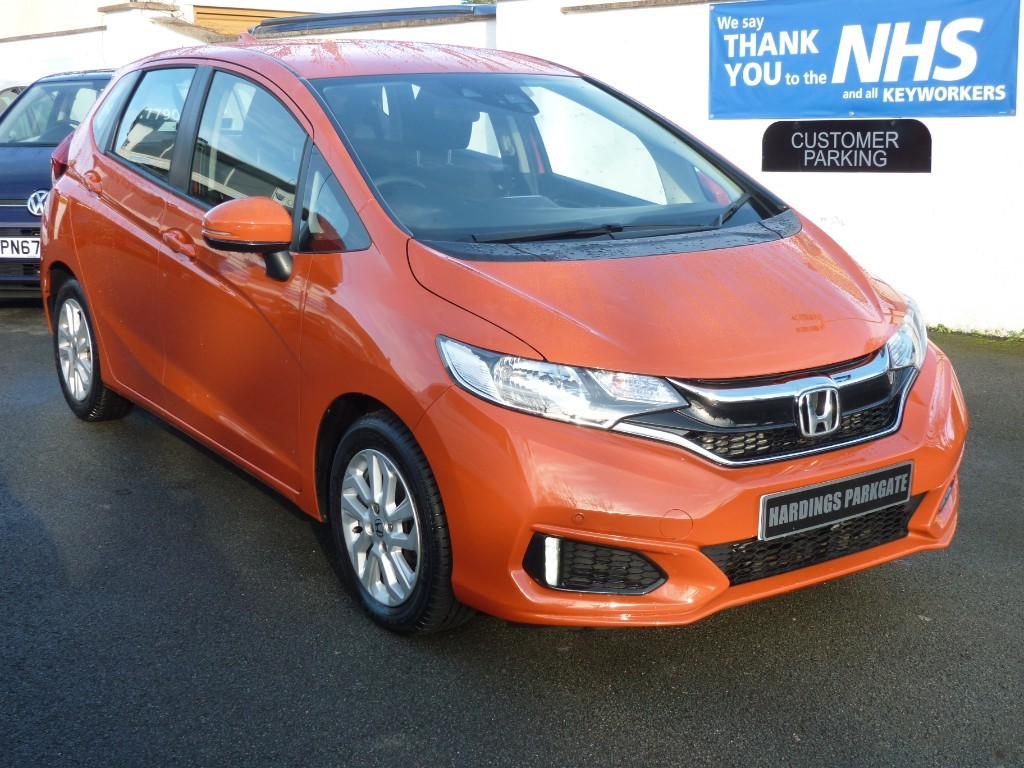 used Honda Jazz I-VTEC SE WITH 2 YEARS FREE SERVICING* used cars in wirral-cheshire
