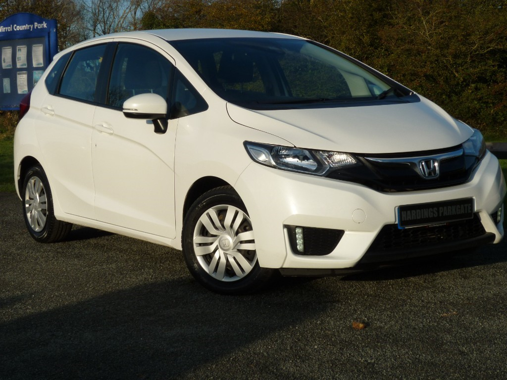 used Honda Jazz I-VTEC S AUTO in wirral-cheshire