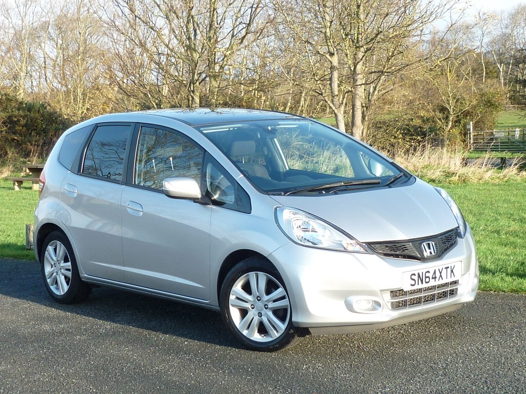 used Honda Jazz I-VTEC EX AUTO WITH 1 YEAR FREE AA MEMBERSHIP** in wirral-cheshire