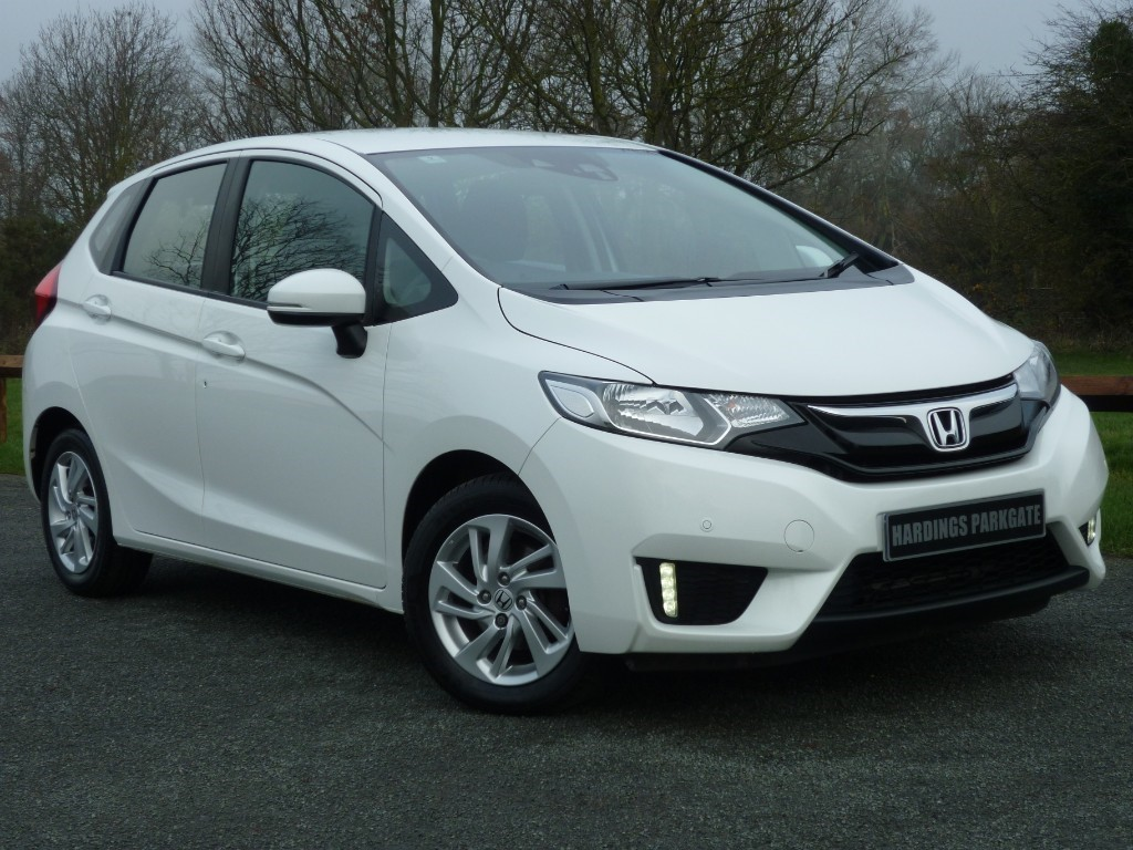 used Honda Jazz I-VTEC SE NAVI in wirral-cheshire