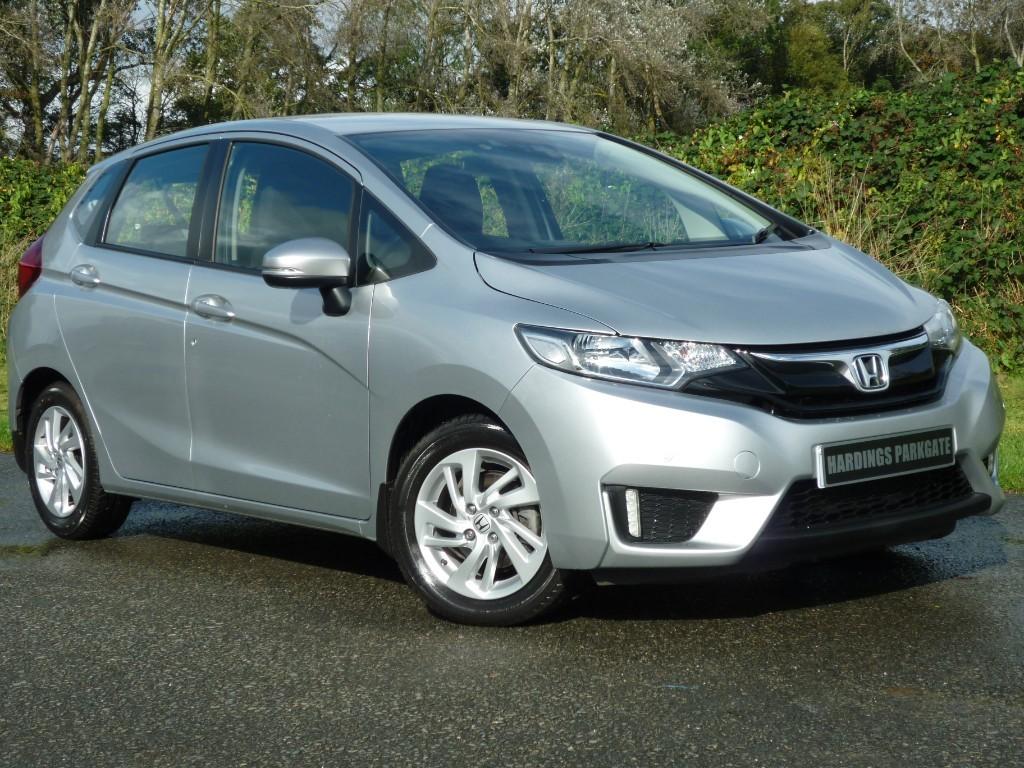 used Honda Jazz I-VTEC SE in wirral-cheshire