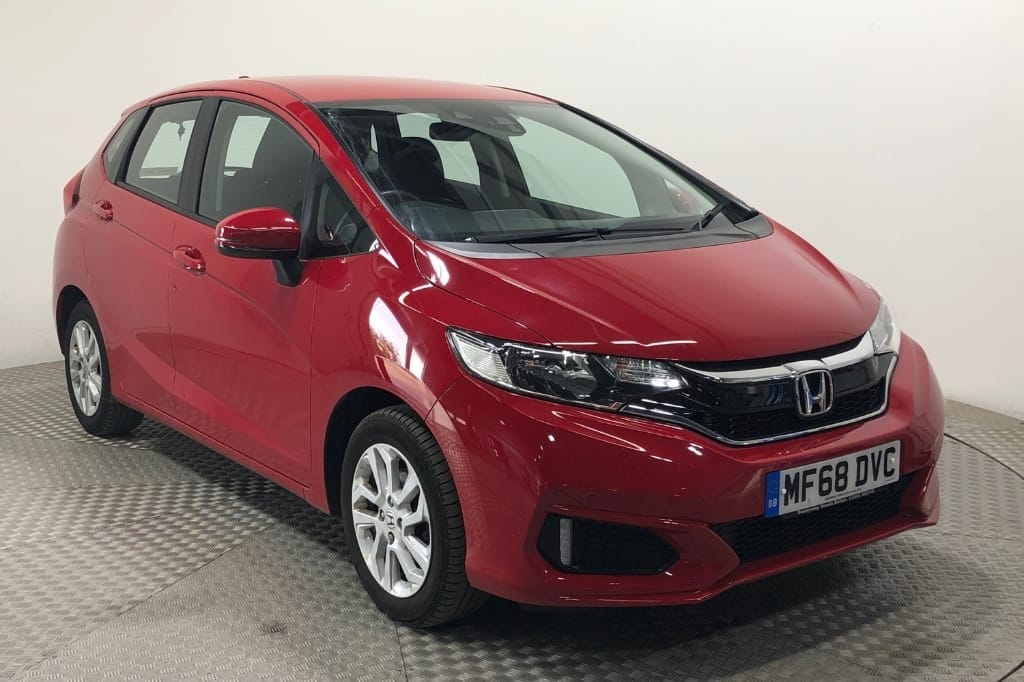 used Honda Jazz I-VTEC SE 2 YEARS FREE SERVICING* used cars in wirral-cheshire