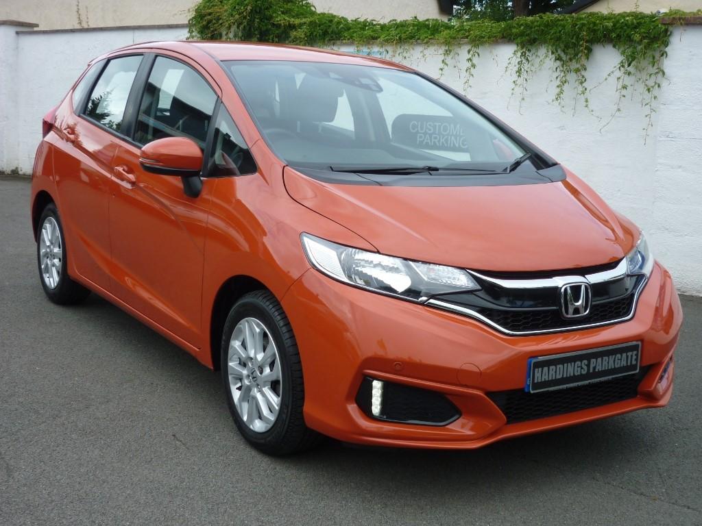 used Honda Jazz I-VTEC SE used cars in wirral-cheshire