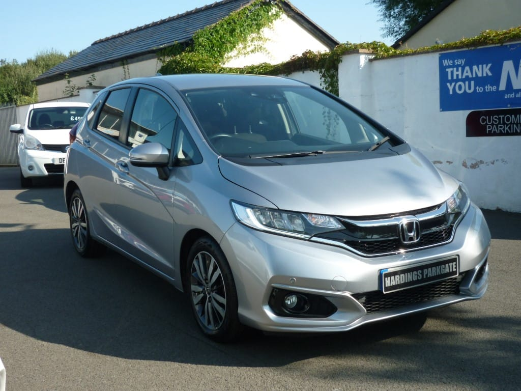 used Honda Jazz I-VTEC EX NAVI AUTO 2 YEARS FREE SERVICING* used cars in wirral-cheshire