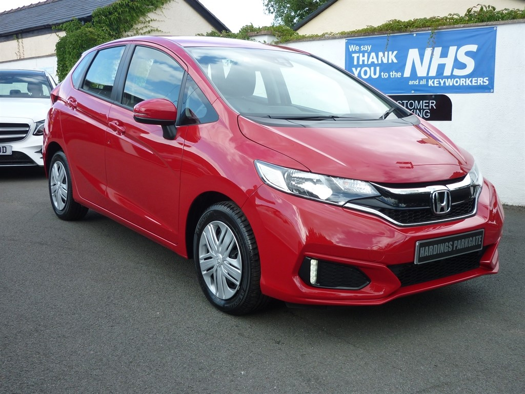 used Honda Jazz I-VTEC S AUTO 2 YEARS FREE SERVICING* used cars in wirral-cheshire