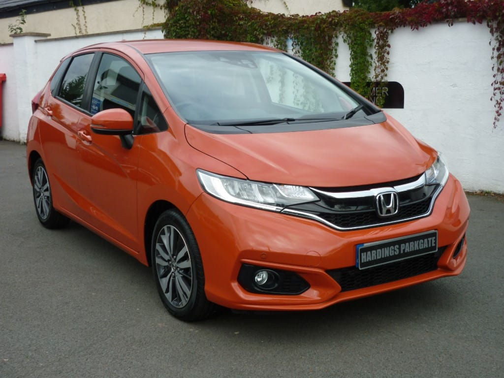 used Honda Jazz I-VTEC EX NAVI 2 YEARS FREE SERVICING* used cars in wirral-cheshire