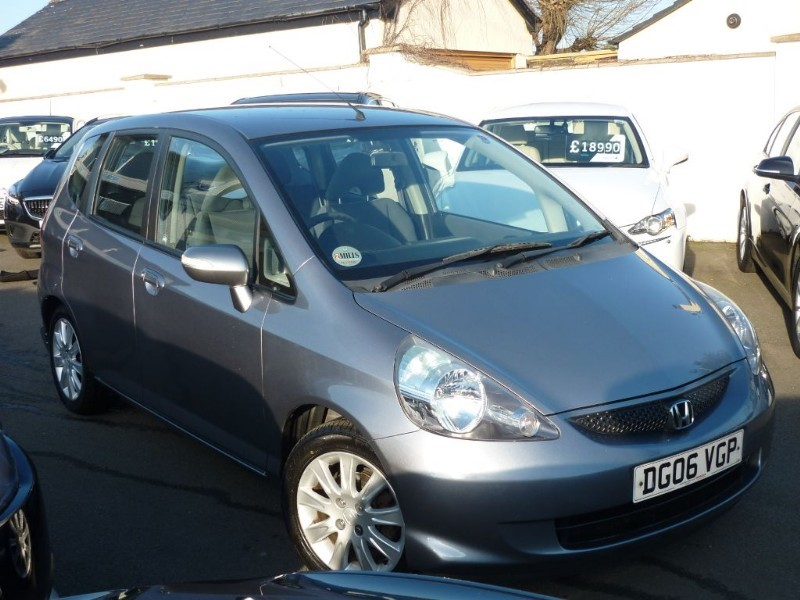 used Honda Jazz DSI SE in wirral-cheshire