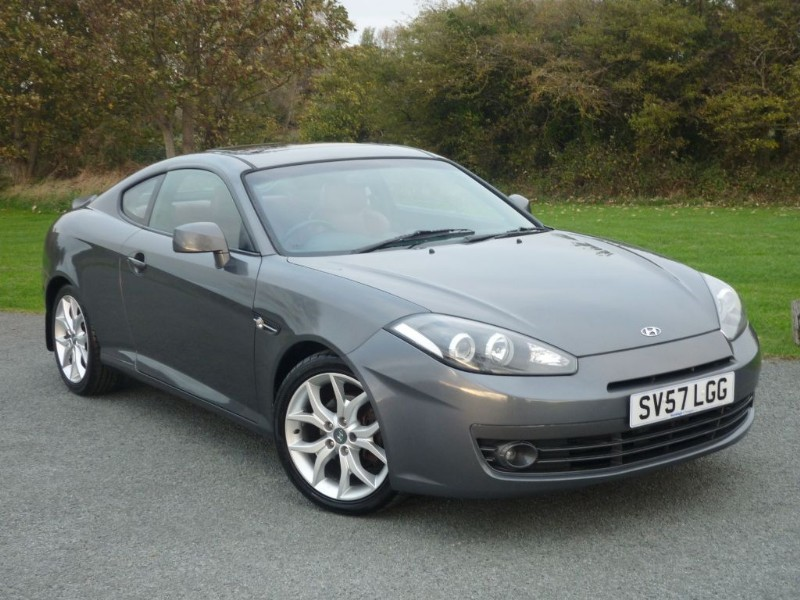 used Hyundai Coupe SIII in wirral-cheshire