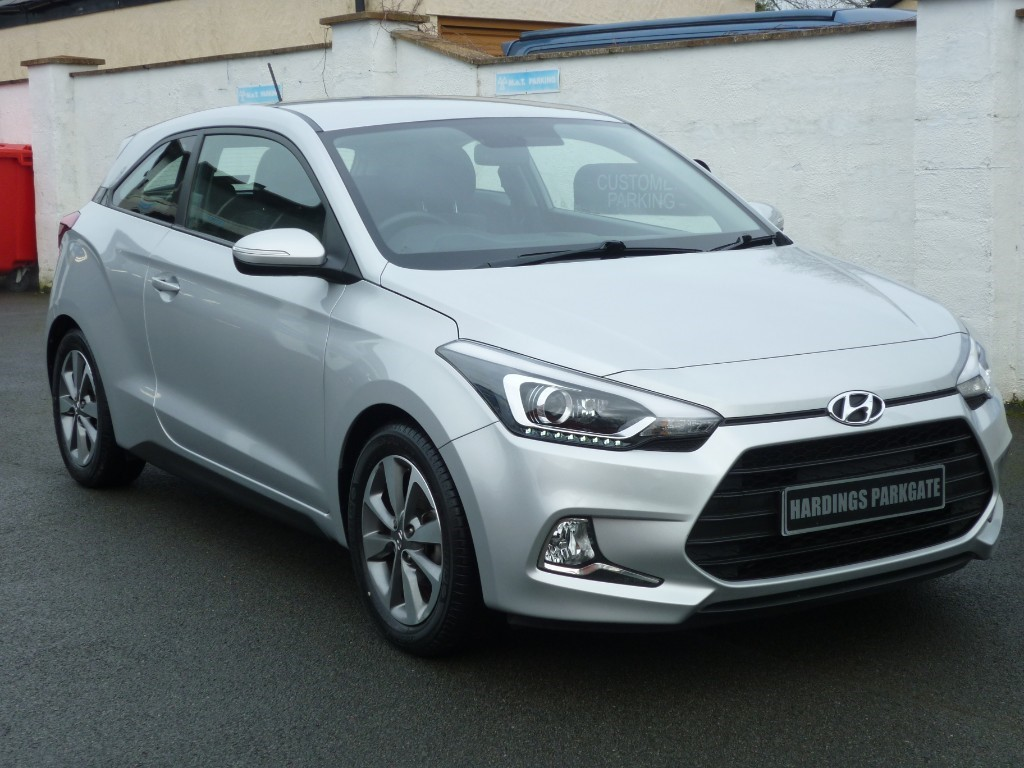 used Hyundai i20 MPI SE COUPE used cars in wirral-cheshire
