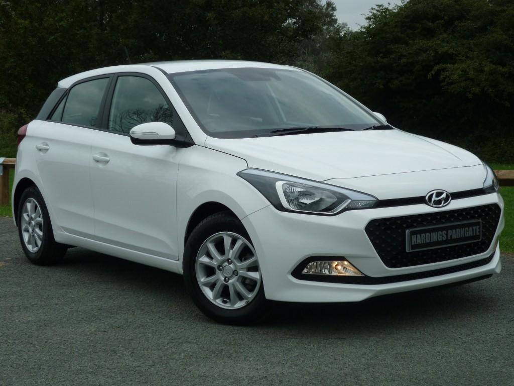 used Hyundai i20 MPI SE in wirral-cheshire