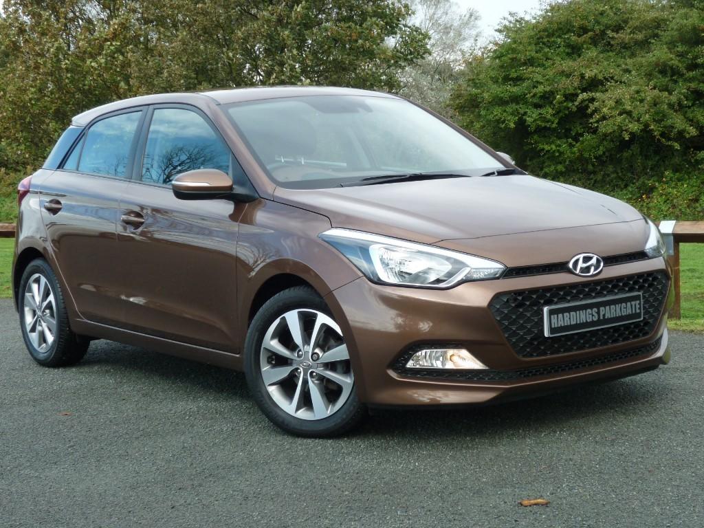 used Hyundai i20 MPI SE AUTO in wirral-cheshire