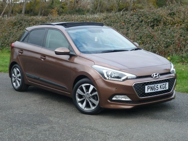 used Hyundai i20 GDI PREMIUM SE in wirral-cheshire