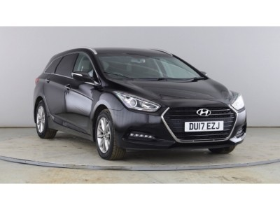 used Hyundai i40 CRDI SE TOURER NAV BLUE DRIVE  used cars in wirral-cheshire