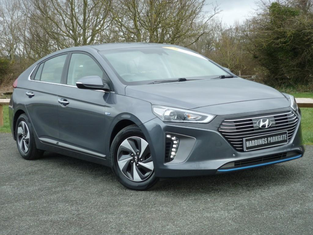 used Hyundai Ioniq PREMIUM SE WITH 2 YEAR FREE SERVICING* in wirral-cheshire