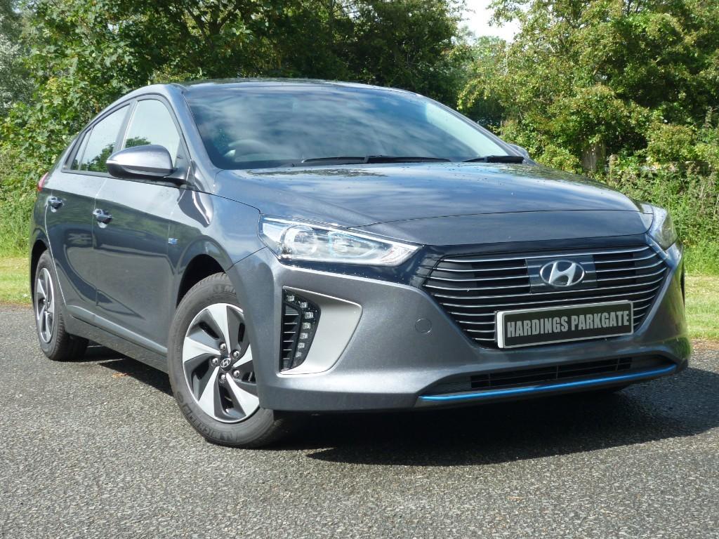 used Hyundai Ioniq SE HYBRID AUTO in wirral-cheshire
