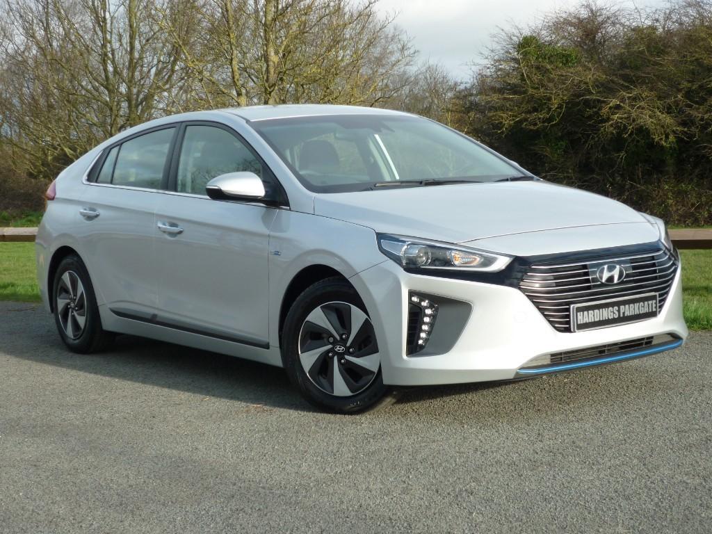 used Hyundai Ioniq PREMIUM 2 YEARS FREE SERVICING* in wirral-cheshire