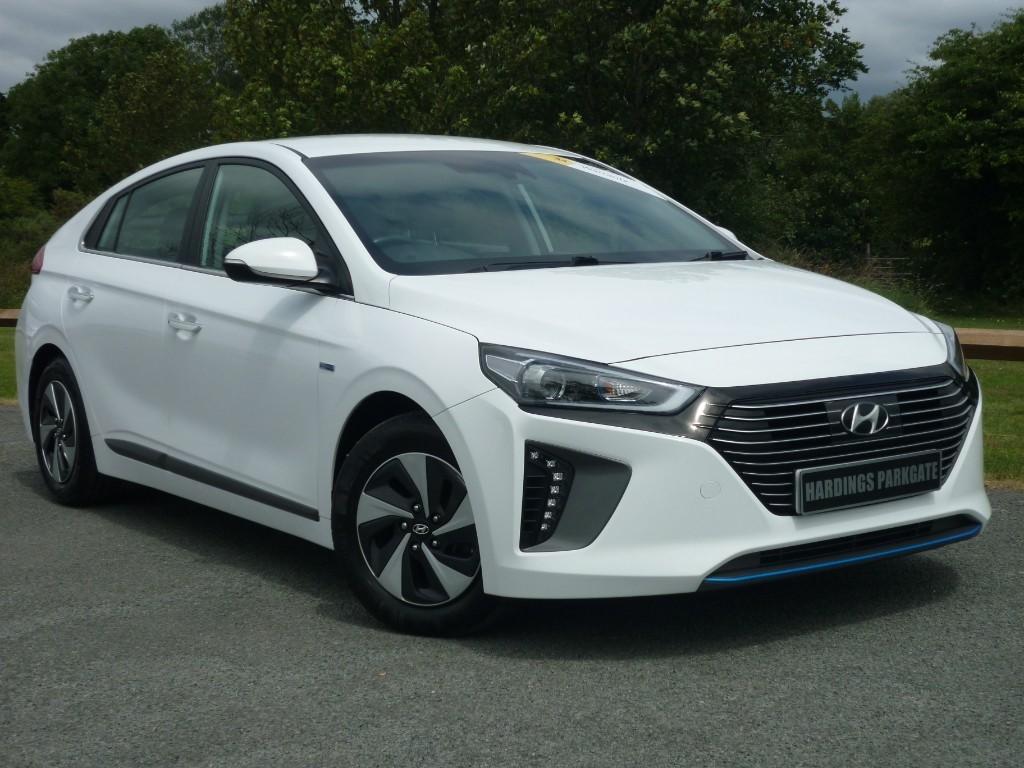 used Hyundai Ioniq PREMIUM in wirral-cheshire