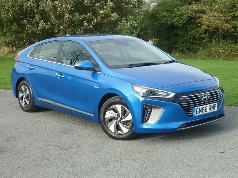 used Hyundai Ioniq PREMIUM [NAV] in wirral-cheshire