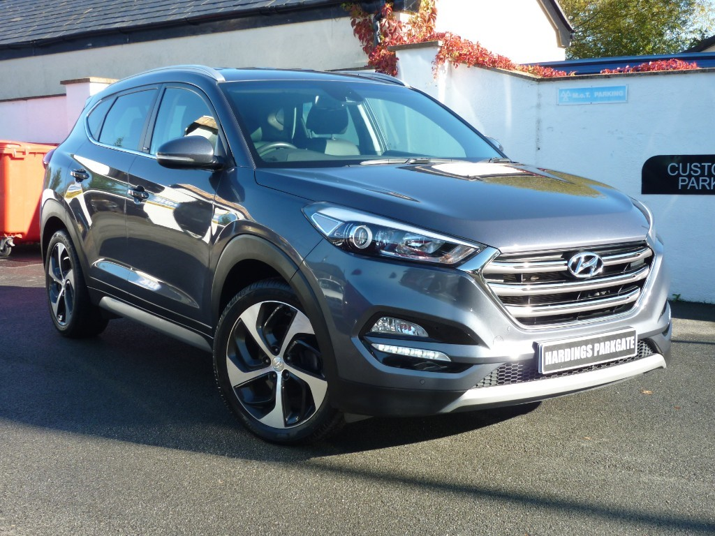 used Hyundai Tucson CRDI SPORT EDITION AUTO  WITH 2 YEARS FREE SERVICING* used cars in wirral-cheshire