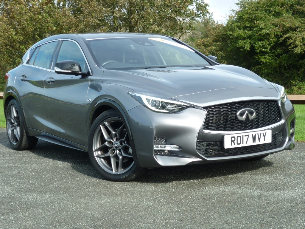 used Infiniti Q30 SPORT D AWD AUTO in wirral-cheshire