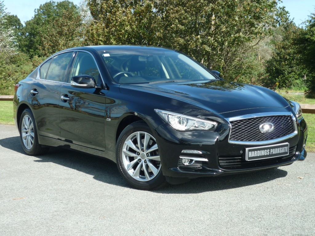 used Infiniti Q50 EXECUTIVE D AUTO in wirral-cheshire