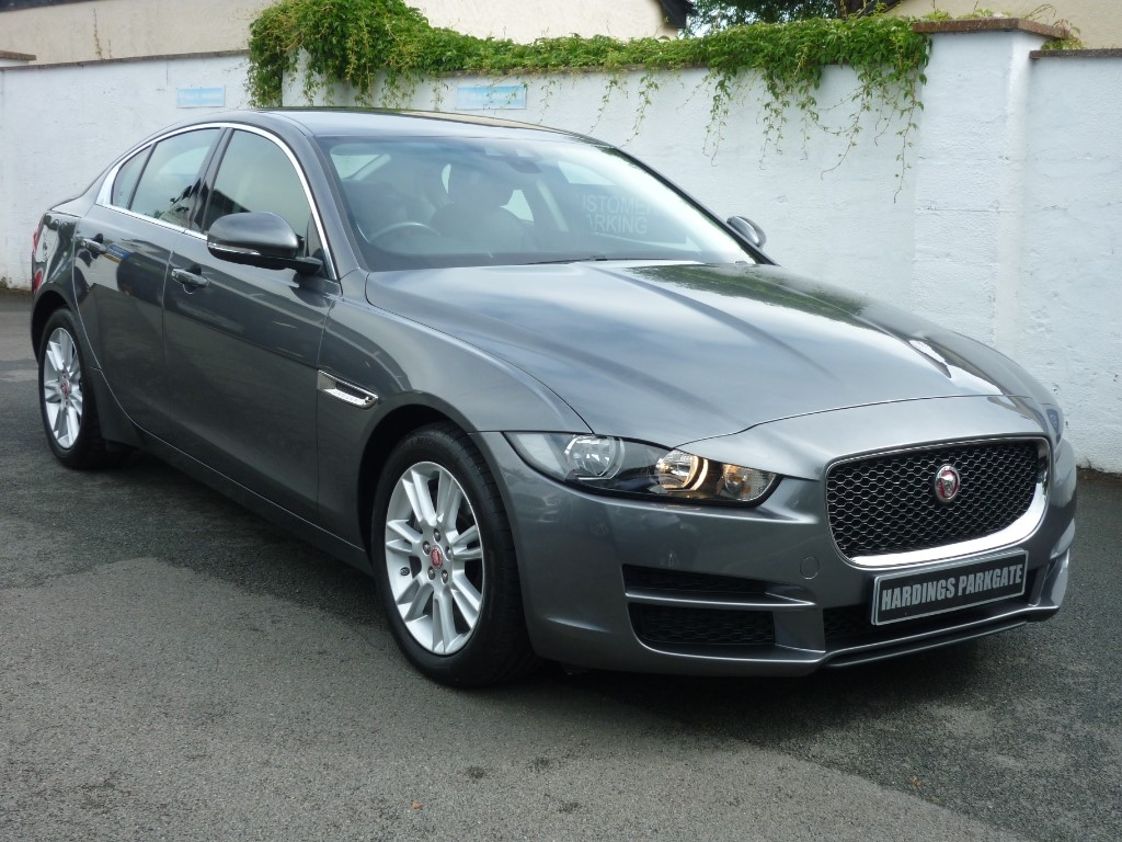 used Jaguar XE D PRESTIGE AUTO used cars in wirral-cheshire