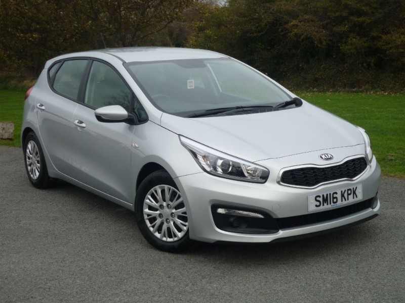 used Kia Ceed CRDI 1 in wirral-cheshire