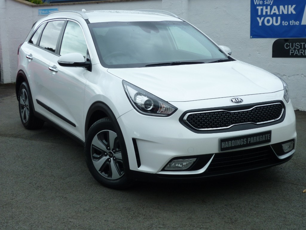 used Kia Niro 2 HYBRID used cars in wirral-cheshire