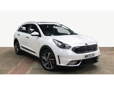 used Kia Niro FIRST EDITION HYBRID HIGH SPEC used cars in wirral-cheshire