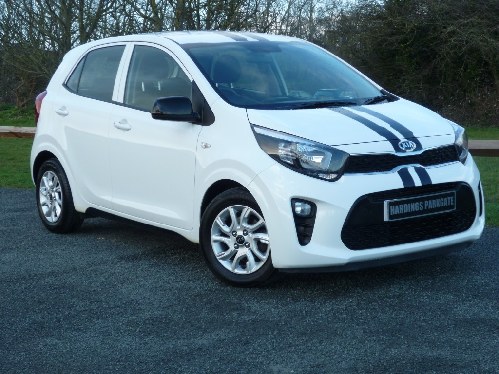 used Kia Picanto 2 WITH 2 YEAR FREE SERVICING* in wirral-cheshire