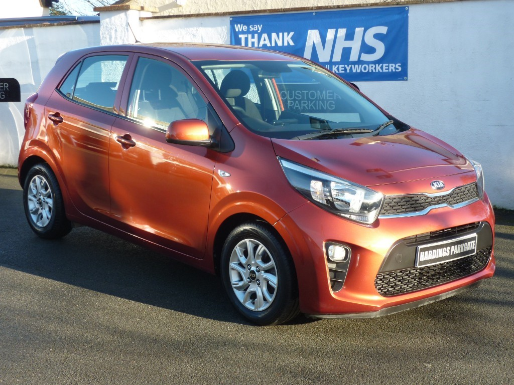 used Kia Picanto 2 AUTO WITH 2 YEARS FREE SERVICING* used cars in wirral-cheshire