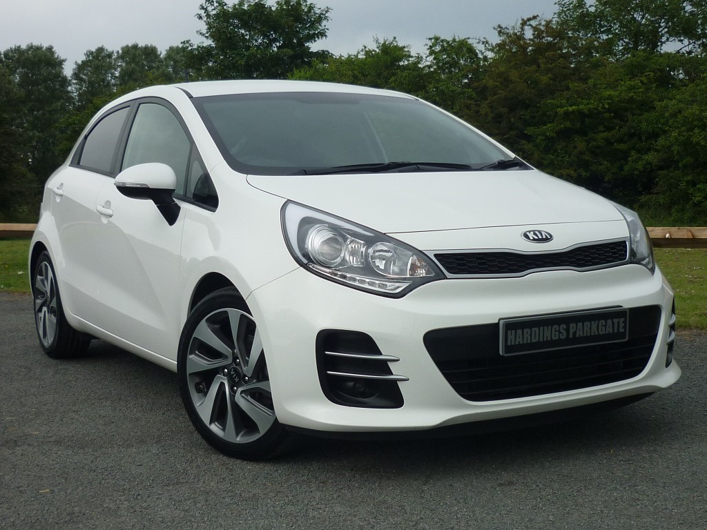 used Kia Rio 3 ISG in wirral-cheshire