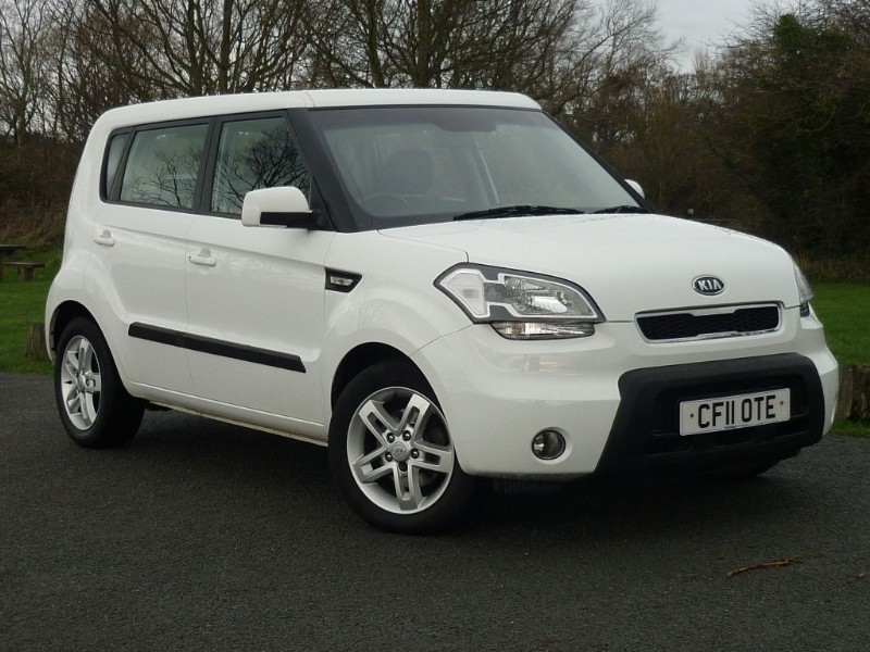 used Kia Soul 2 CRDI in wirral-cheshire