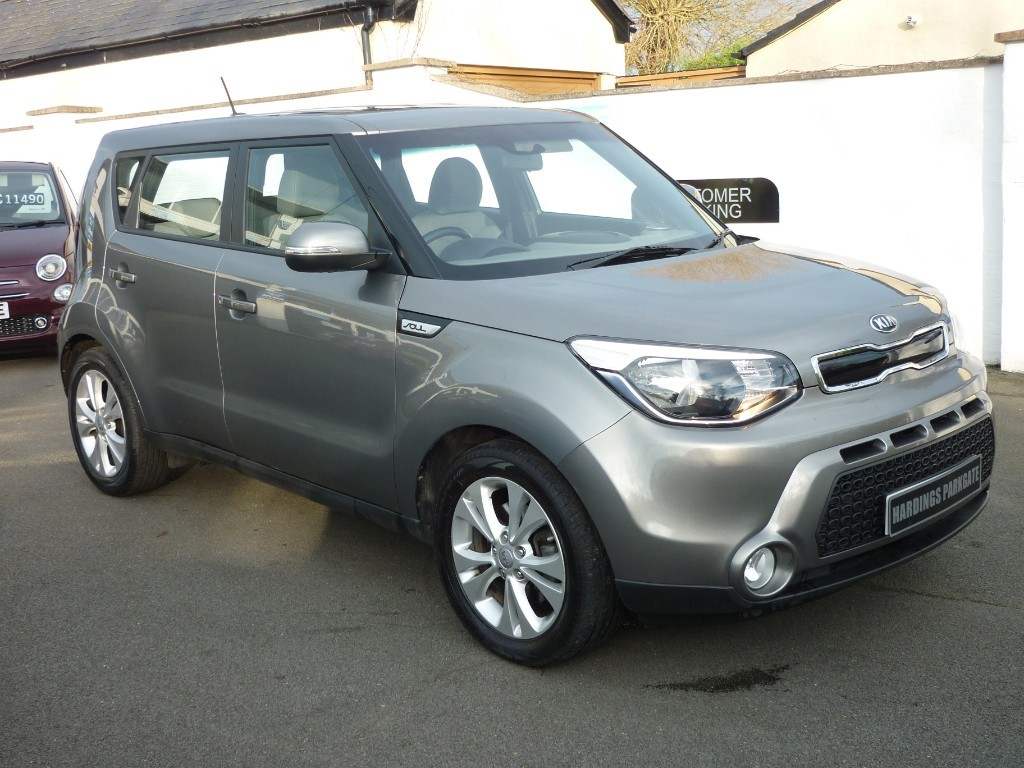 used Kia Soul CRDI CONNECT PLUS AUTO WITH 2 YEARS FREE SERVICING* used cars in wirral-cheshire