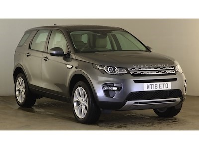 used Land Rover Discovery Sport TD4 HSE AUTO in wirral-cheshire