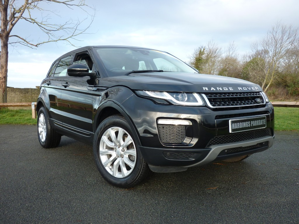 used Land Rover Range Rover Evoque ED4 SE TECH [NAV] + AA WARRANTY used cars in wirral-cheshire