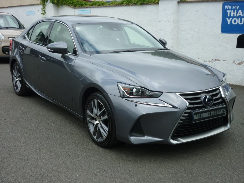 used Lexus IS 300h 300H ADVANCE PREMIUM NAV HYBRID 2 YEARS FREE SERVICING* used cars in wirral-cheshire