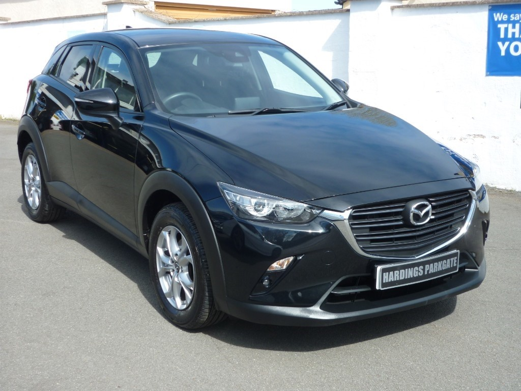 used Mazda CX-3 SE-L NAV AUTO PLUS used cars in wirral-cheshire
