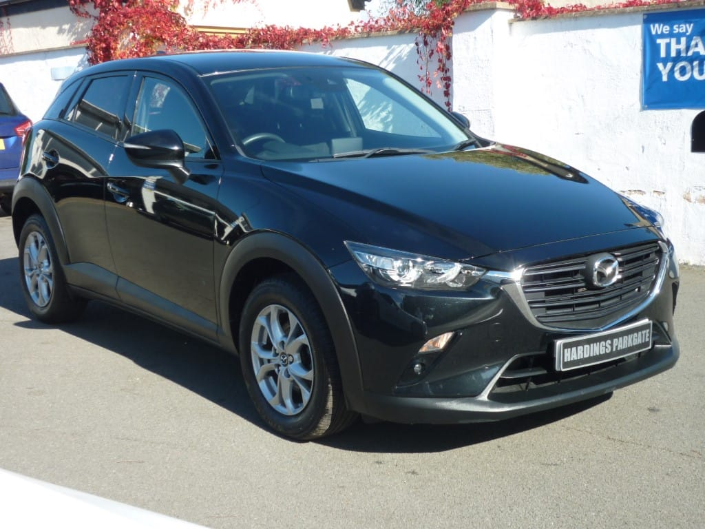 used Mazda CX-3 SE-L NAV AUTO PLUS 2 YEARS FREE SERVICING* used cars in wirral-cheshire
