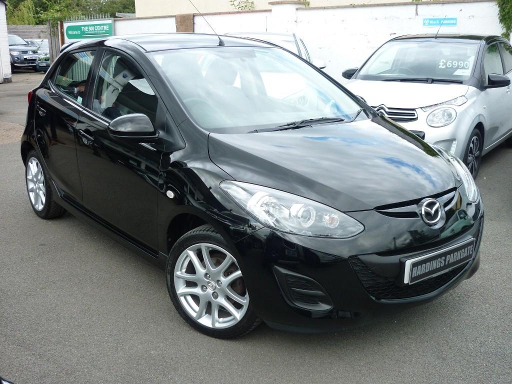used Mazda Mazda2 TAMURA in wirral-cheshire