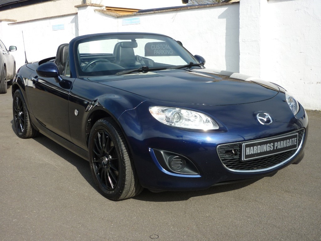 used Mazda MX-5 I ROADSTER SE used cars WITH 2 YEARS FREE SERVICING* in wirral-cheshire