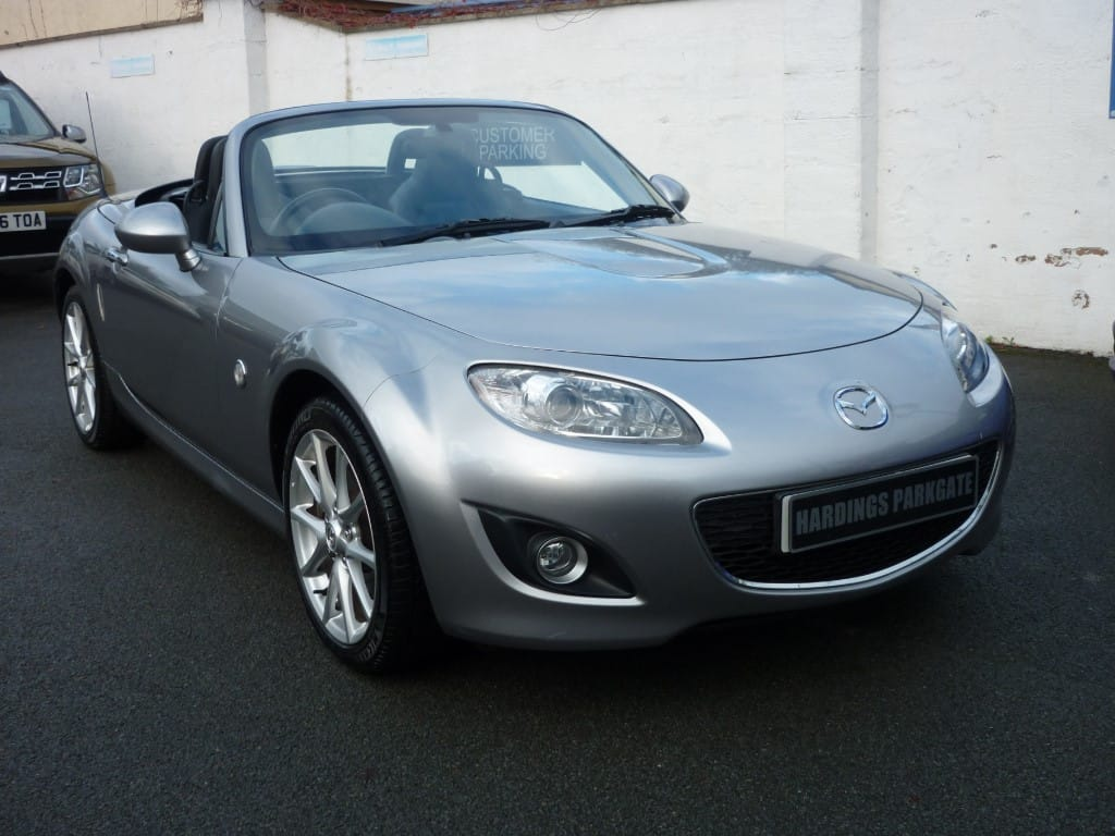 used Mazda MX-5 I ROADSTER SPORT TECH in wirral-cheshire
