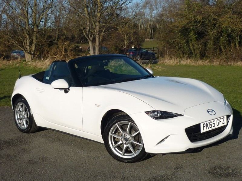 used Mazda MX-5 SE in wirral-cheshire