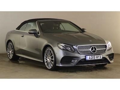 used Mercedes E300 E  AMG LINE PREMIUM PLUS AUTO in wirral-cheshire