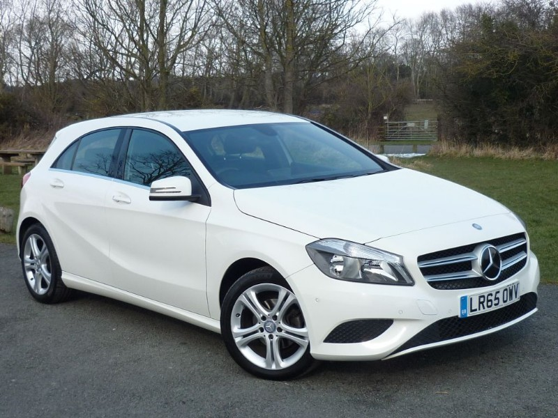 used Mercedes A180 CDI SPORT EDITION [LEATHER] WITH 1 YEAR FREE AA MEMBERSHIP* in wirral-cheshire