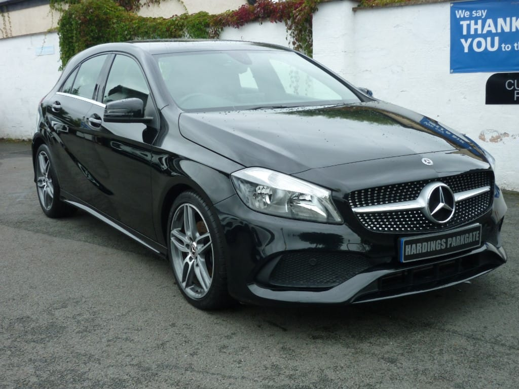 used Mercedes A160 A 160 AMG LINE 2 YEARS FREE SERVICING* used cars in wirral-cheshire