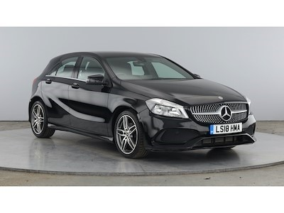used Mercedes A160 A 160 AMG LINE used cars in wirral-cheshire