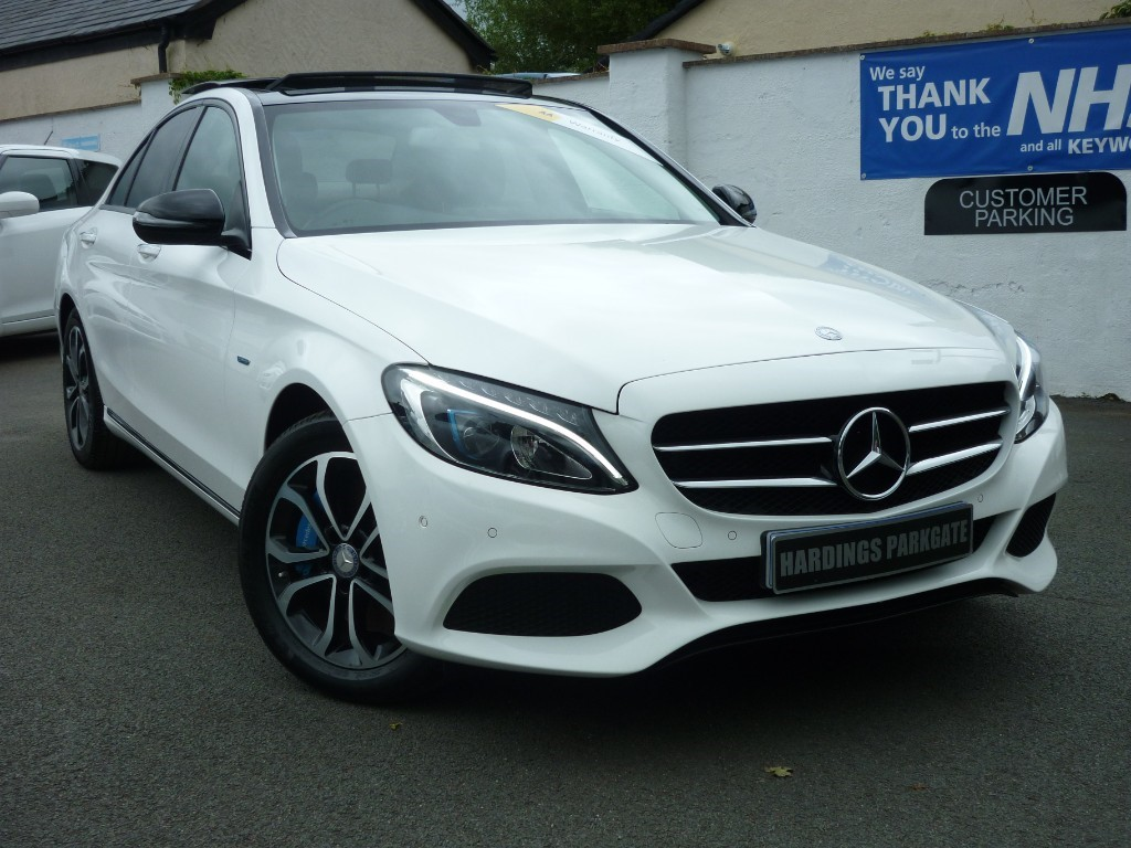 used Mercedes C350 E SPORT PREMIUM AUTO PHEV used cars in wirral-cheshire
